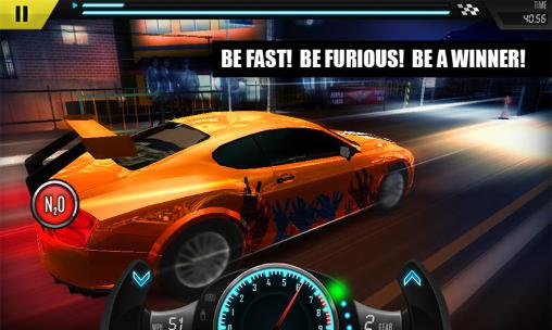 Corridas Street kings: Drag racing para smartphone