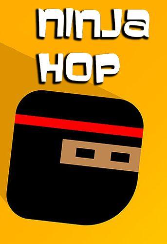 标志Ninja hop