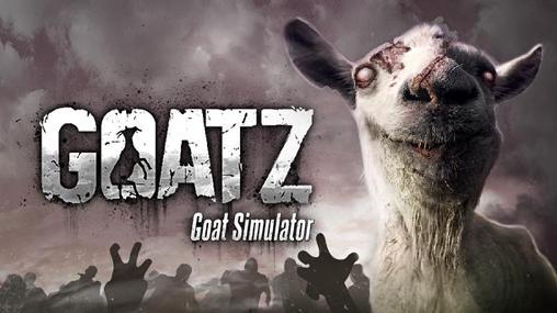 Goat simulator: GoatZ capture d'écran 1