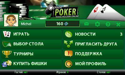 de hasard Poker: Texas Holdem Online pour smartphone