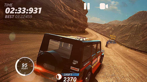 Перегони Drivenline: Rally, asphalt and off-road racing для смартфону
