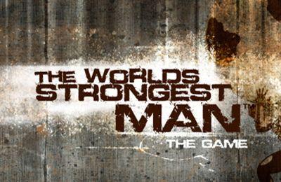 логотип Самый сильный
