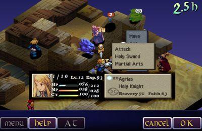 Final Fantasy Taktiks: Der Krieg der Löwen für iPhone