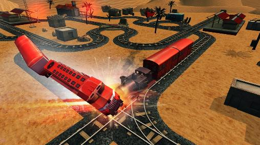 Express train 3D pour Android