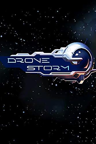 Drone storm icon
