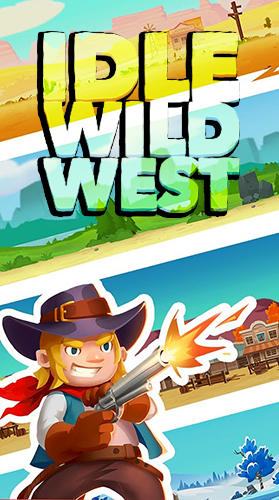 Idle Wild West captura de pantalla 1