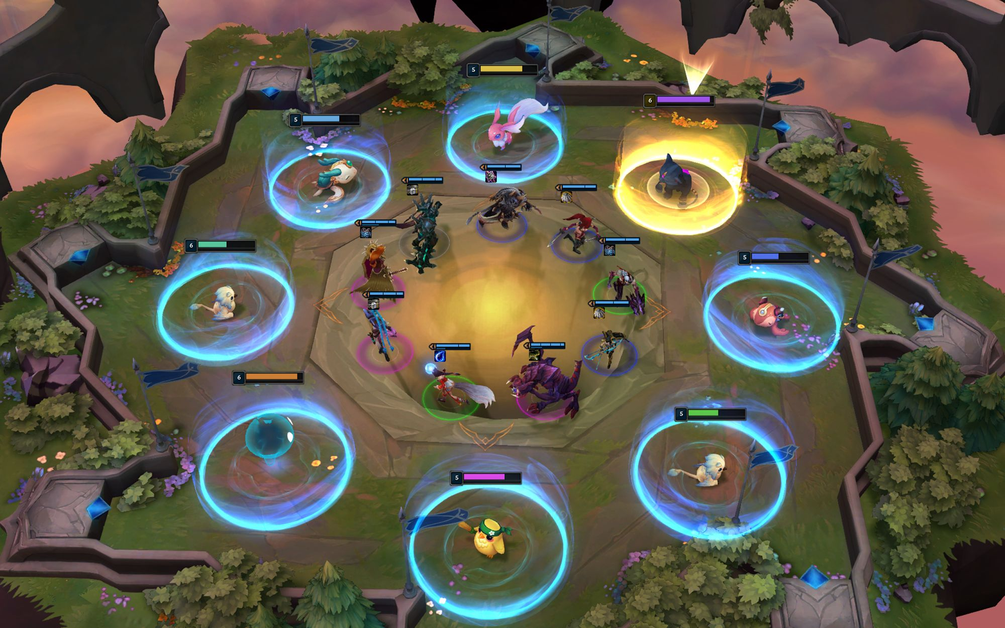 TFT: Teamfight Tactics screenshot 1