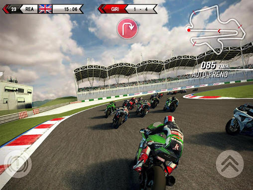 SBK15: Official mobile game auf Deutsch