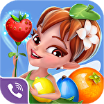 Viber: Fruit adventure icon