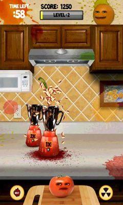 Annoying Orange. Kitchen Carnage скриншот 1