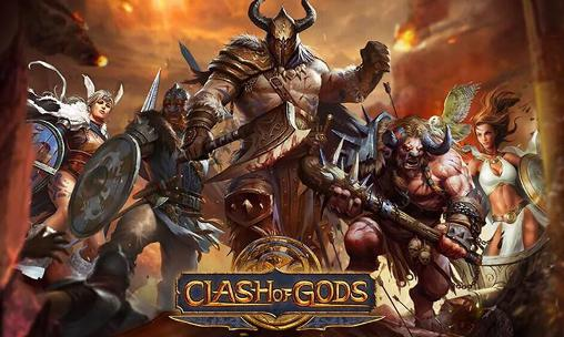 Clash of gods icon
