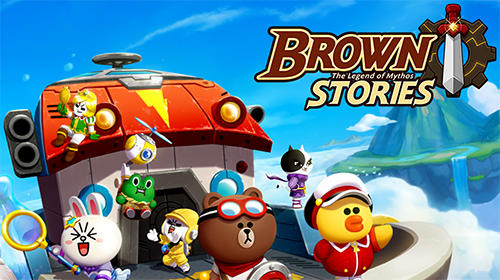 Line: Brown stories Screenshot