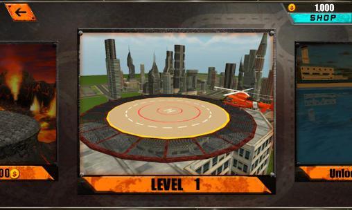 Rooftop demolition derby 3D Screenshot
