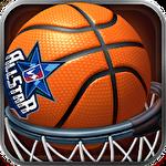 Pocket basketball: All star Symbol