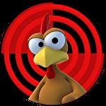 Moorhuhn crazy chicken remake icon