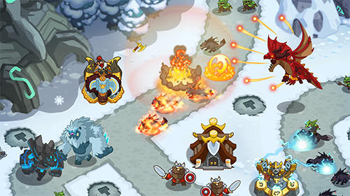 Realm defense: Fun tower game für Android