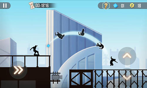 Shadow skate für Android