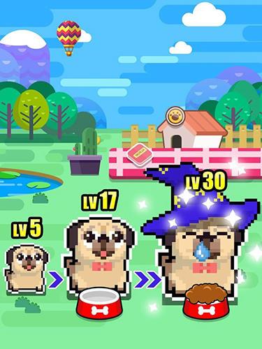 Screenshot Tal der Blöcke: Dein Virtuelles Haustier auf dem iPhone