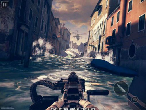 Modern combat 5: Blackout for Android
