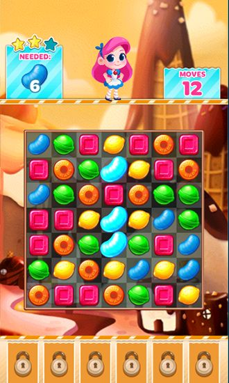 Arcade Candy blast mania: Summer for smartphone