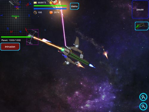 Space story: Alliance for iPhone
