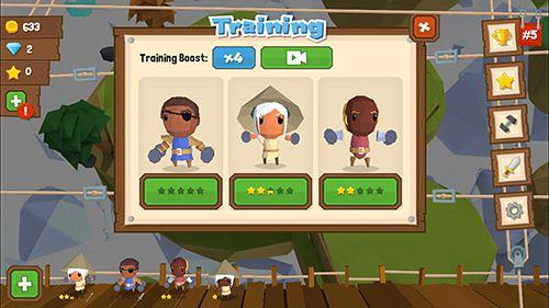 Screenshot Adventure Company auf dem iPhone