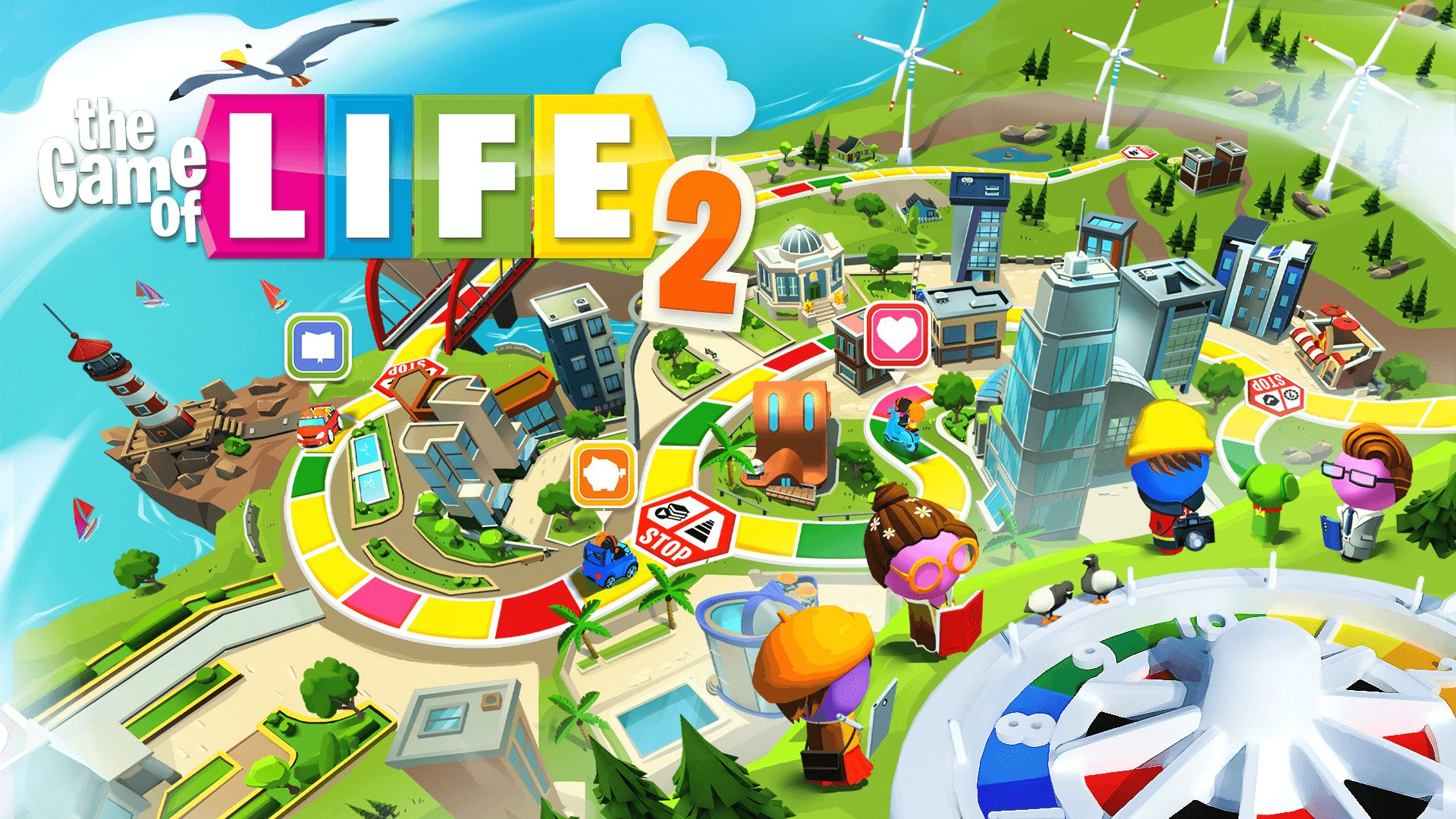 THE GAME OF LIFE 2 - More choices, more freedom! captura de pantalla 1
