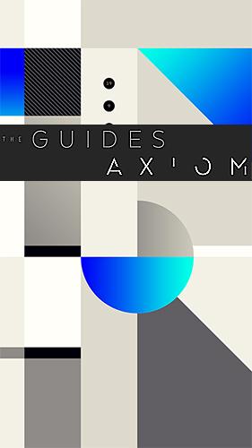 The guides axiom Screenshot