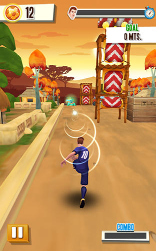 Messi runner für Android