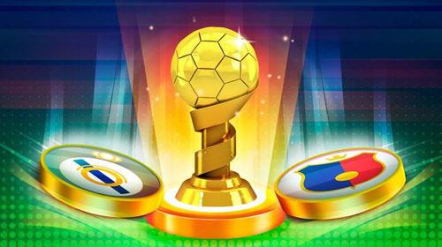 Arcade-Spiele 2018 champions soccer league: Football tournament für das Smartphone