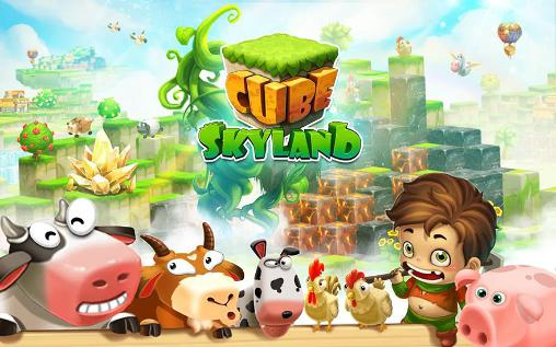 アイコン Cube skyland: Farm craft