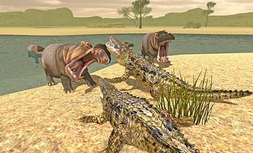 Furious crocodile simulator für Android