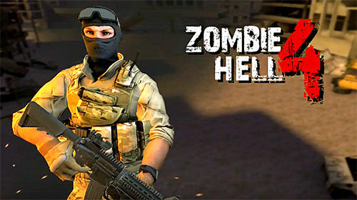 Zombie shooter hell 4 survival screenshot 1