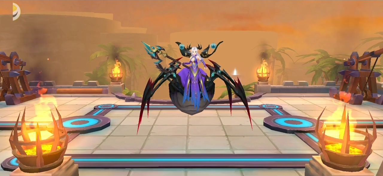 AstralGuardians:Cyber Fantasy captura de pantalla 1