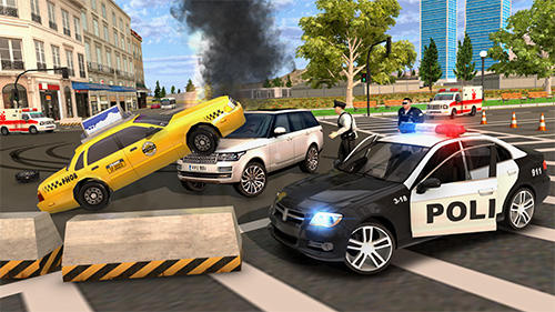 Police car chase: Cop simulator for Android