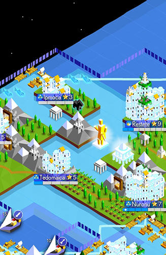The battle of Polytopia for Android