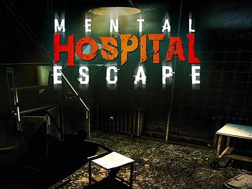 Mental hospital escape icon