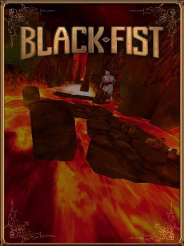 アイコン Black fist: Ninja run challenge