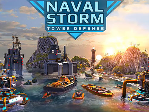 Capturas de tela de Naval storm TD