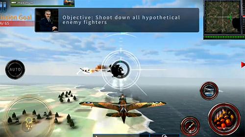 Flugsimulatoren Heroes in the sky M: Origin auf Deutsch