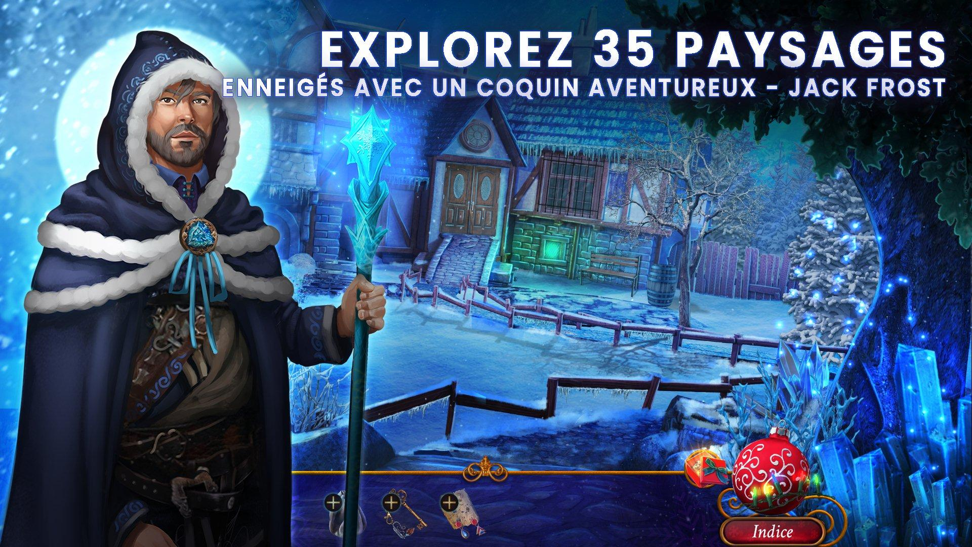 Yuletide Legends: Who Framed Santa Claus pour Android