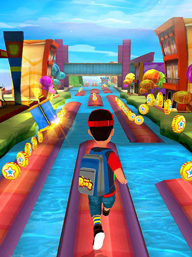 Run run 3D 3 para Android