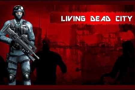 Living dead city Symbol