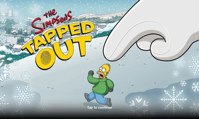 The Simpsons Tapped Out screenshots