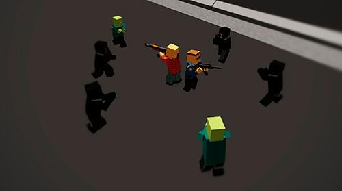 Withstand Z: Zombie survival! capture d'écran 1