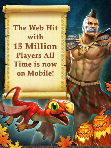 Drachen von Atlantis: Erben der Drachen für iPhone