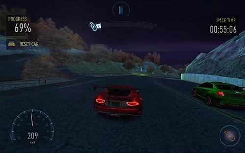 Furious payback racing для Android