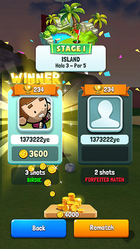 Golf rival für Android