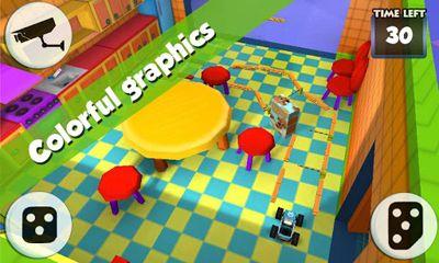 Einpark-Spiele Toy's Parking 3D auf Deutsch
