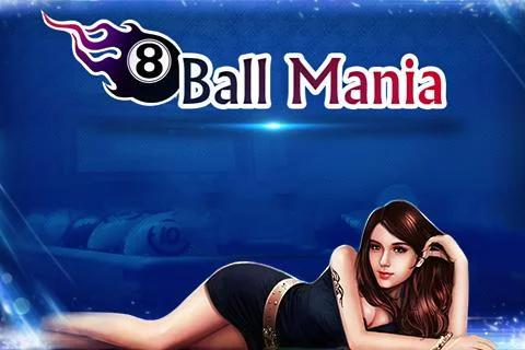 8 ball mania Screenshot